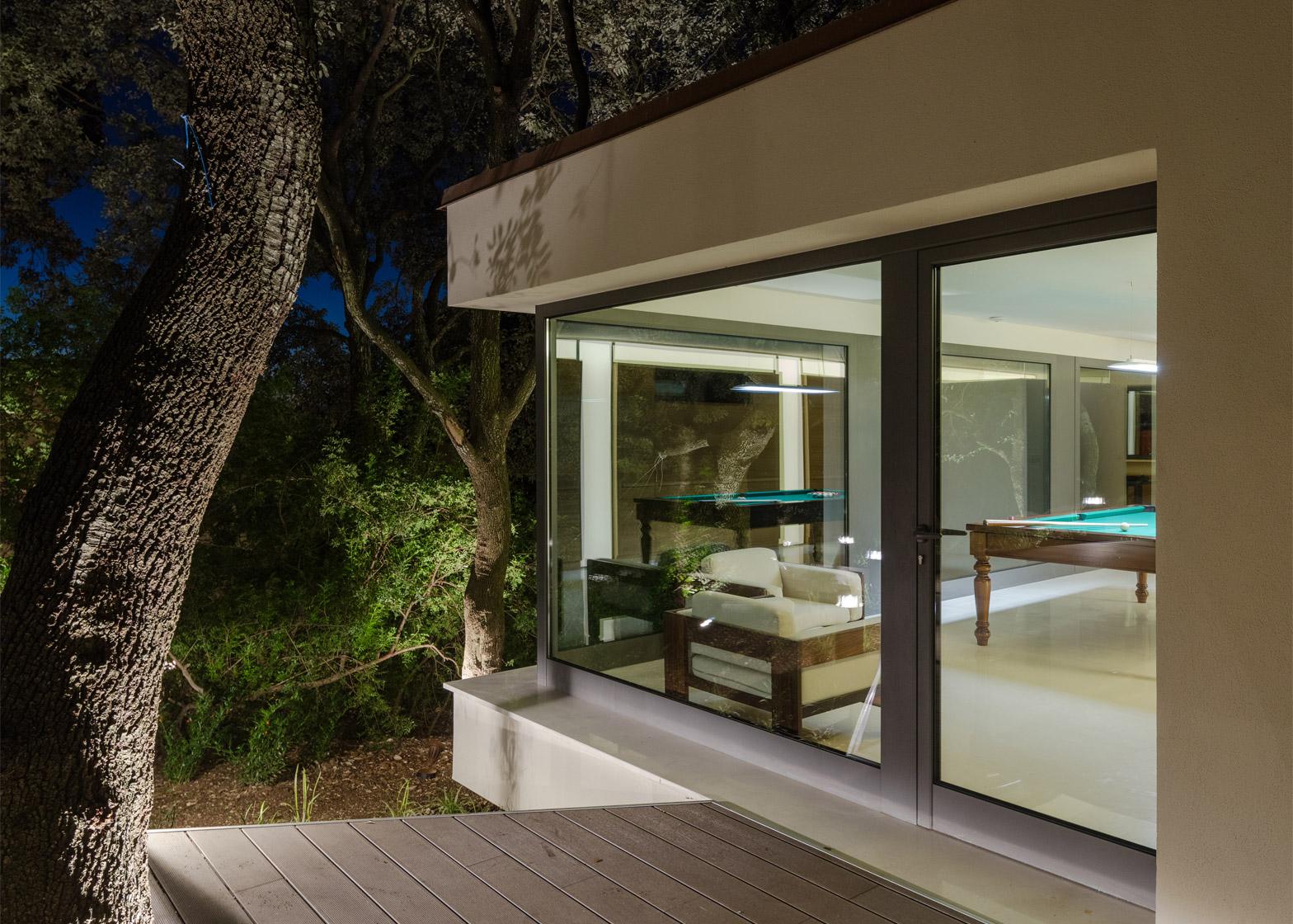Casa nel Bosco by Officina29 Architetti