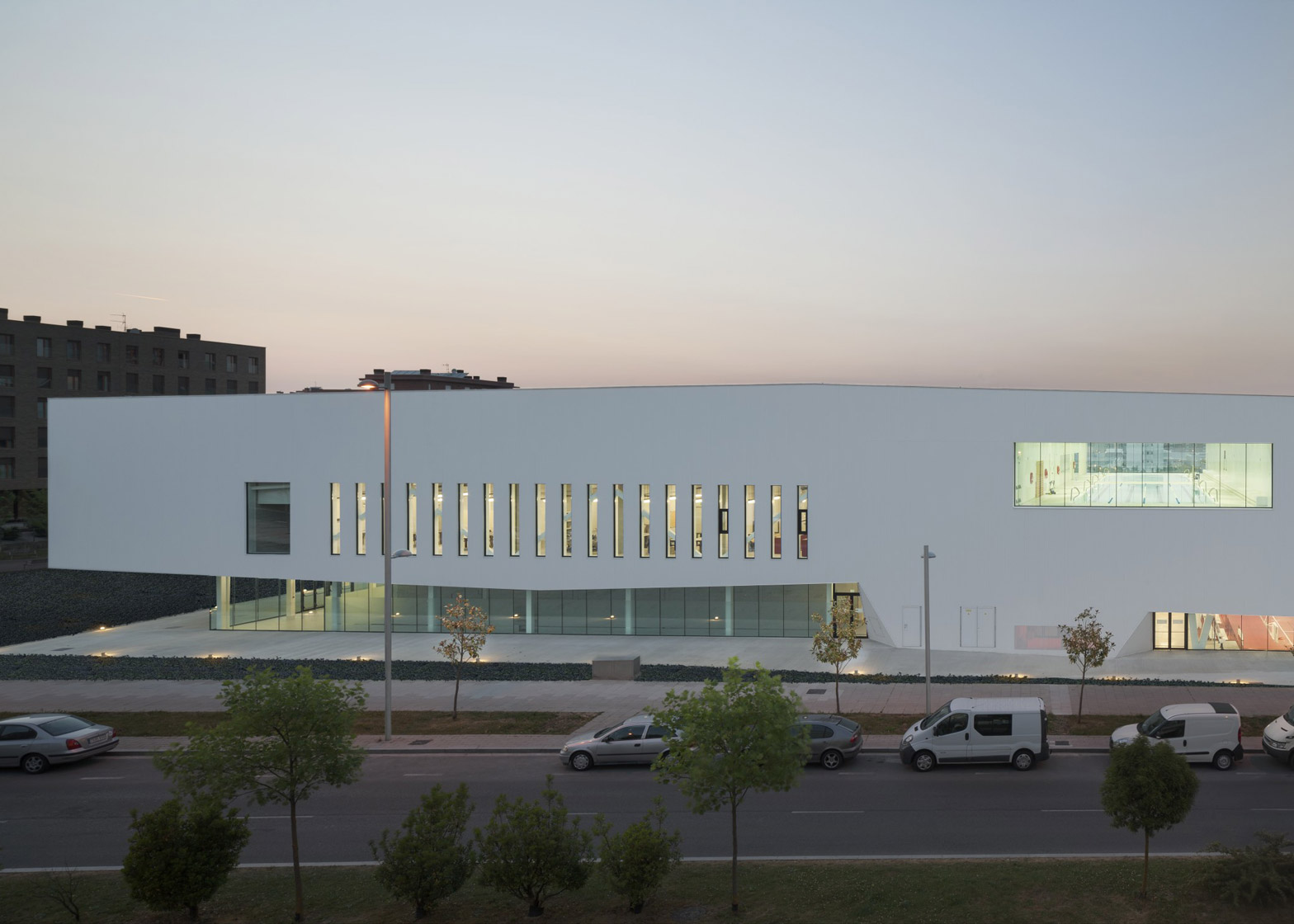 Salburúa Civic Center by ACXT