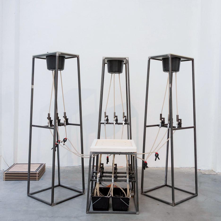 Advanced Relics exhibition by Dutch Invertuals