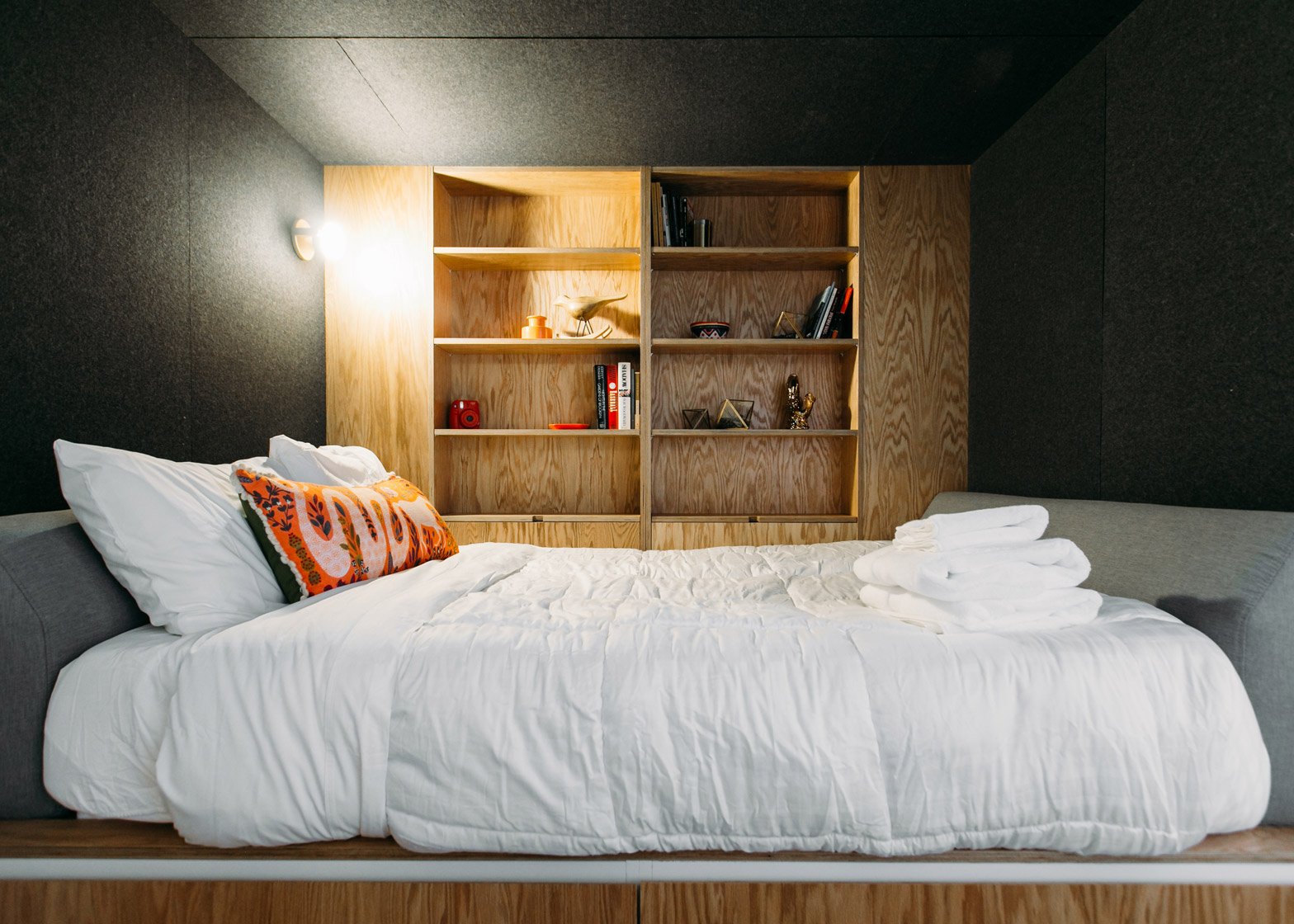New York City Bedroom Furniture Wework Unveils Its First Co Living Apartments In New York