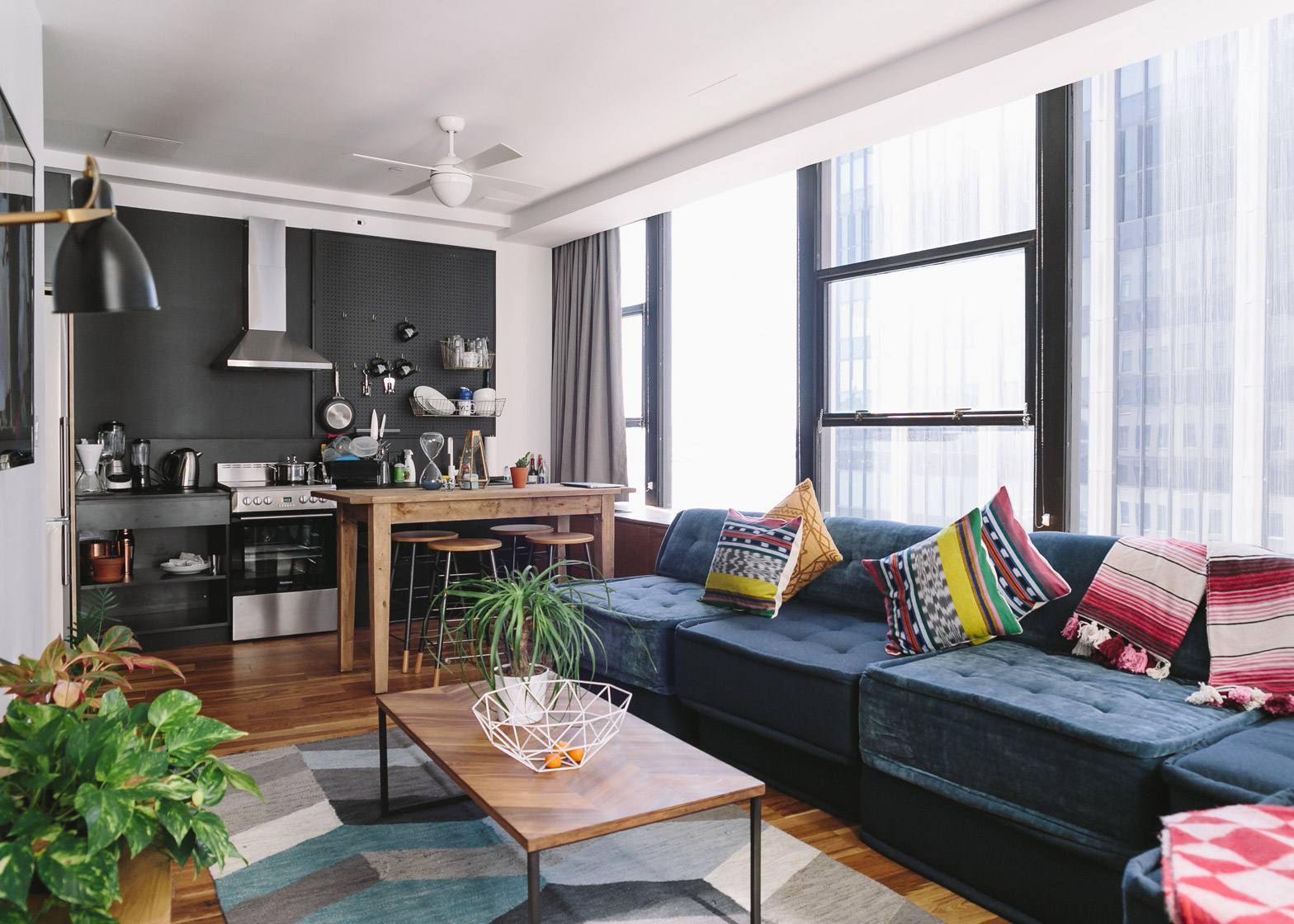 Living At Home De wework unveils its co living apartments in york