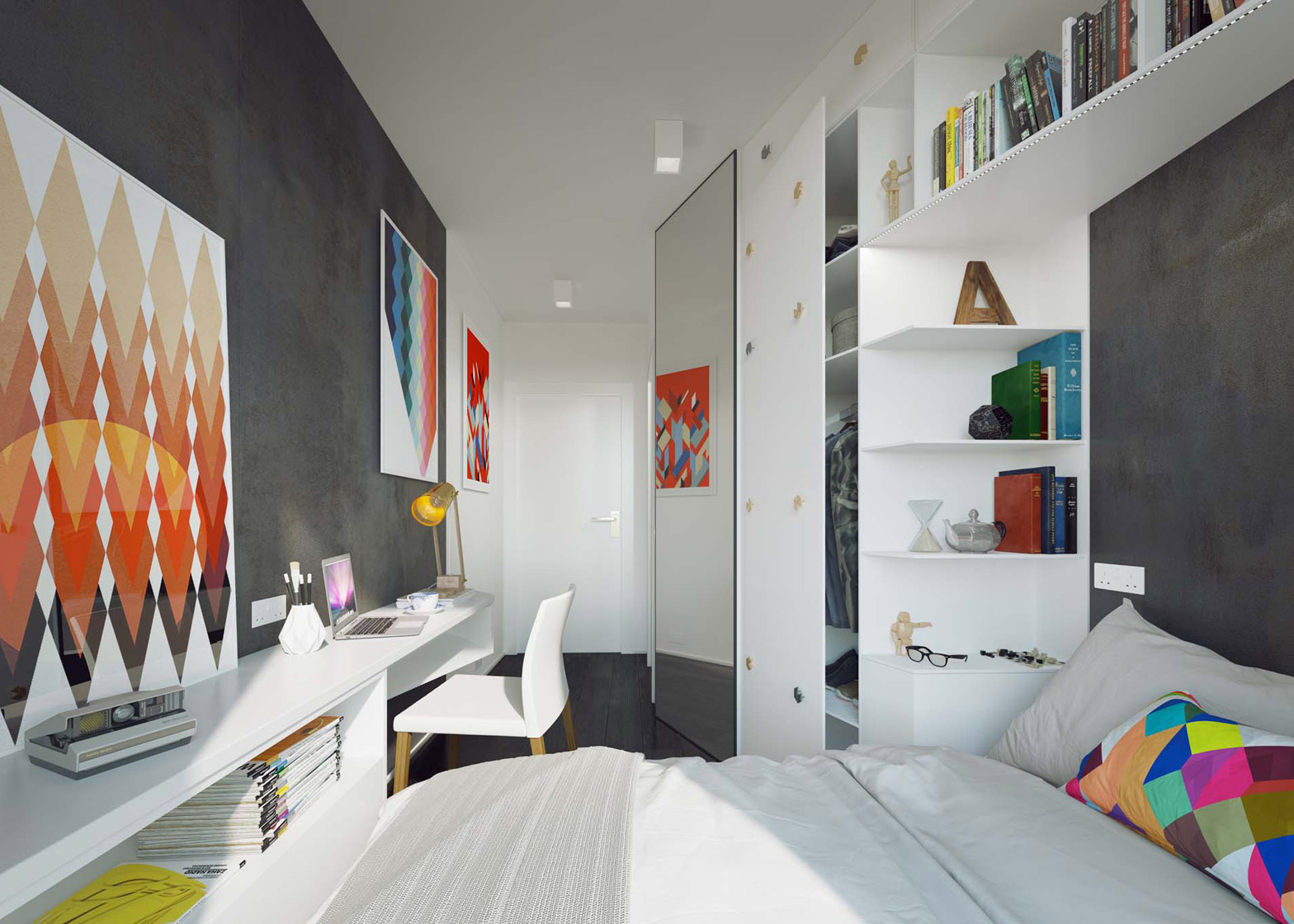 The Collective's co-living space in Old Oak Common, London