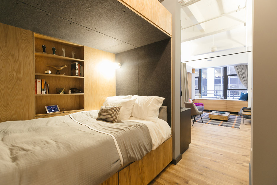Co-living and shared accomodation