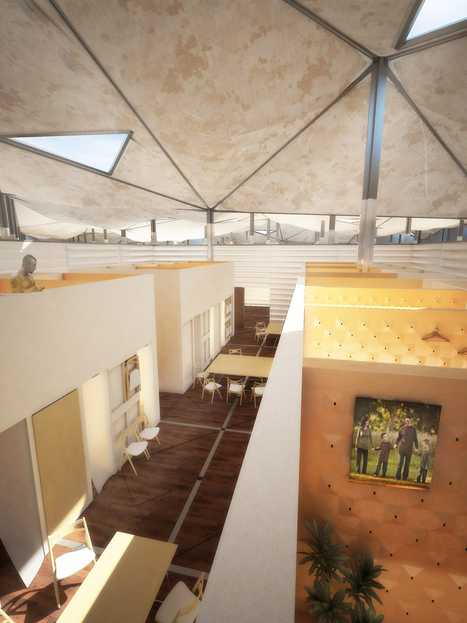 iowa architecture students design military combat shelters combat outpost by iowa arch students