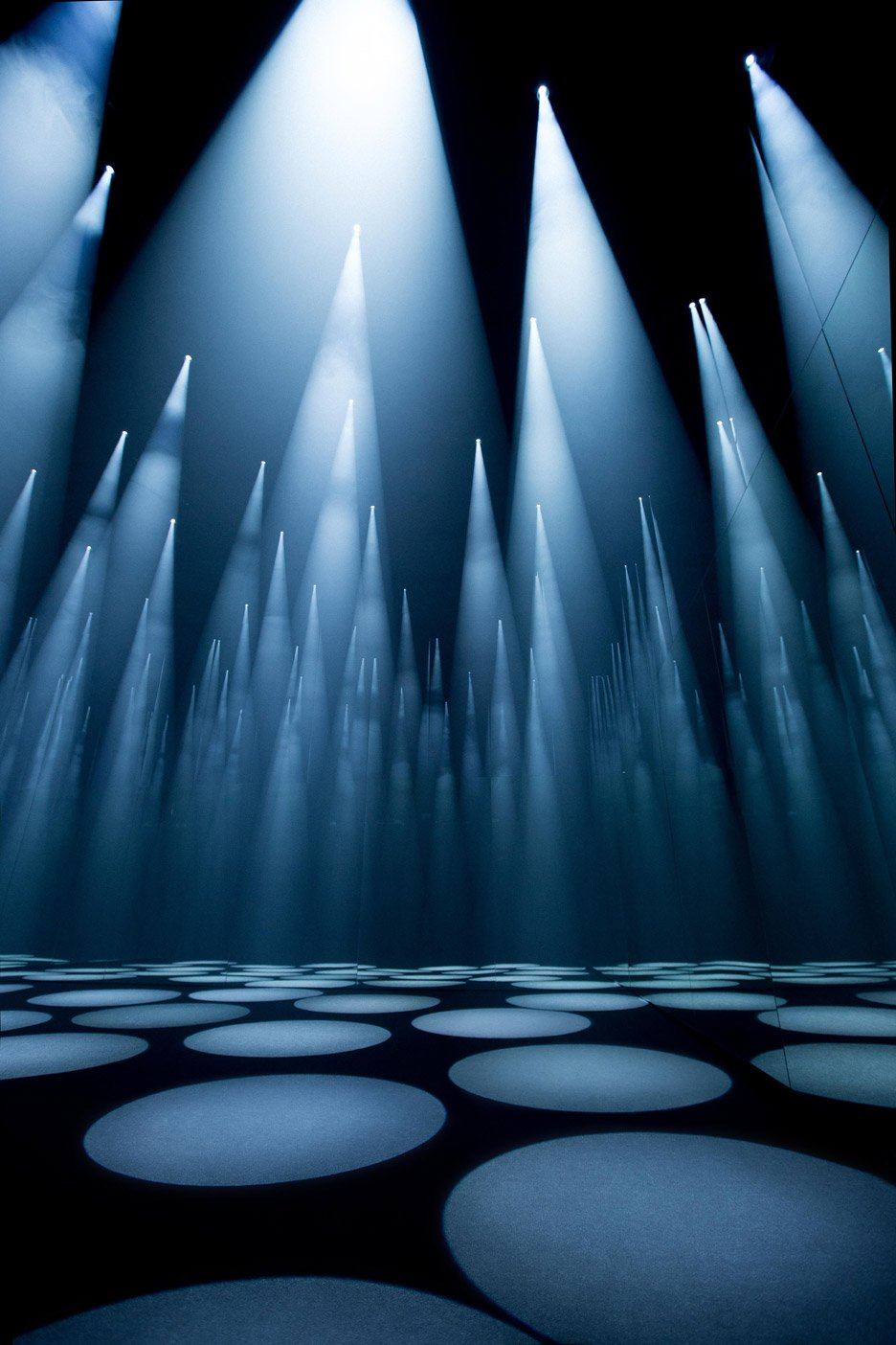 Forest of Light by COS and Sou Fujimoto