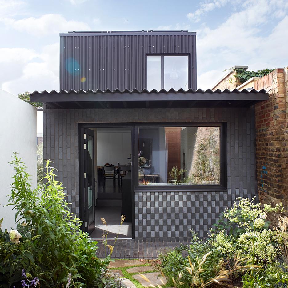 Dallas Pierce Quintero arranges small London home around