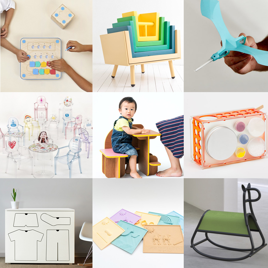 Follow the trend for children's furniture with Dezeen's new Pinterest board