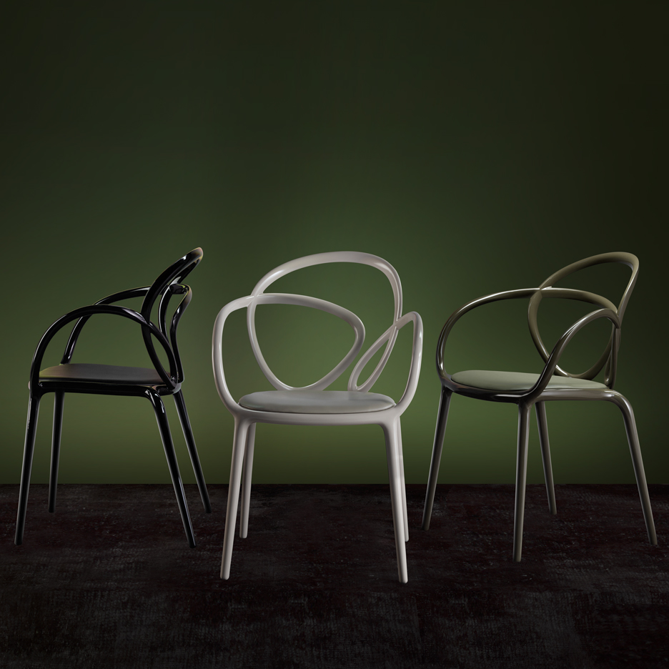 Swedish studio Front have also designed products for Giovannoni's first Qeeboo collection