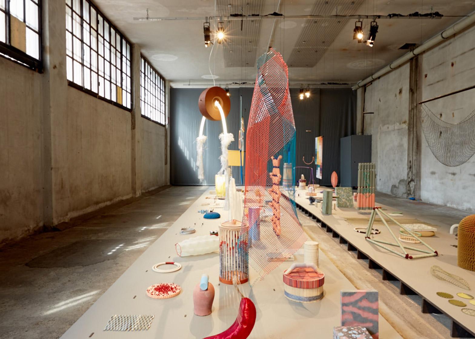 Envisions exhibition by Design Academy Eindhoven graduates