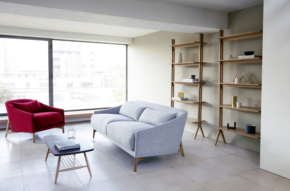 Ercol Furniture Launching At Milan Design Week 2016