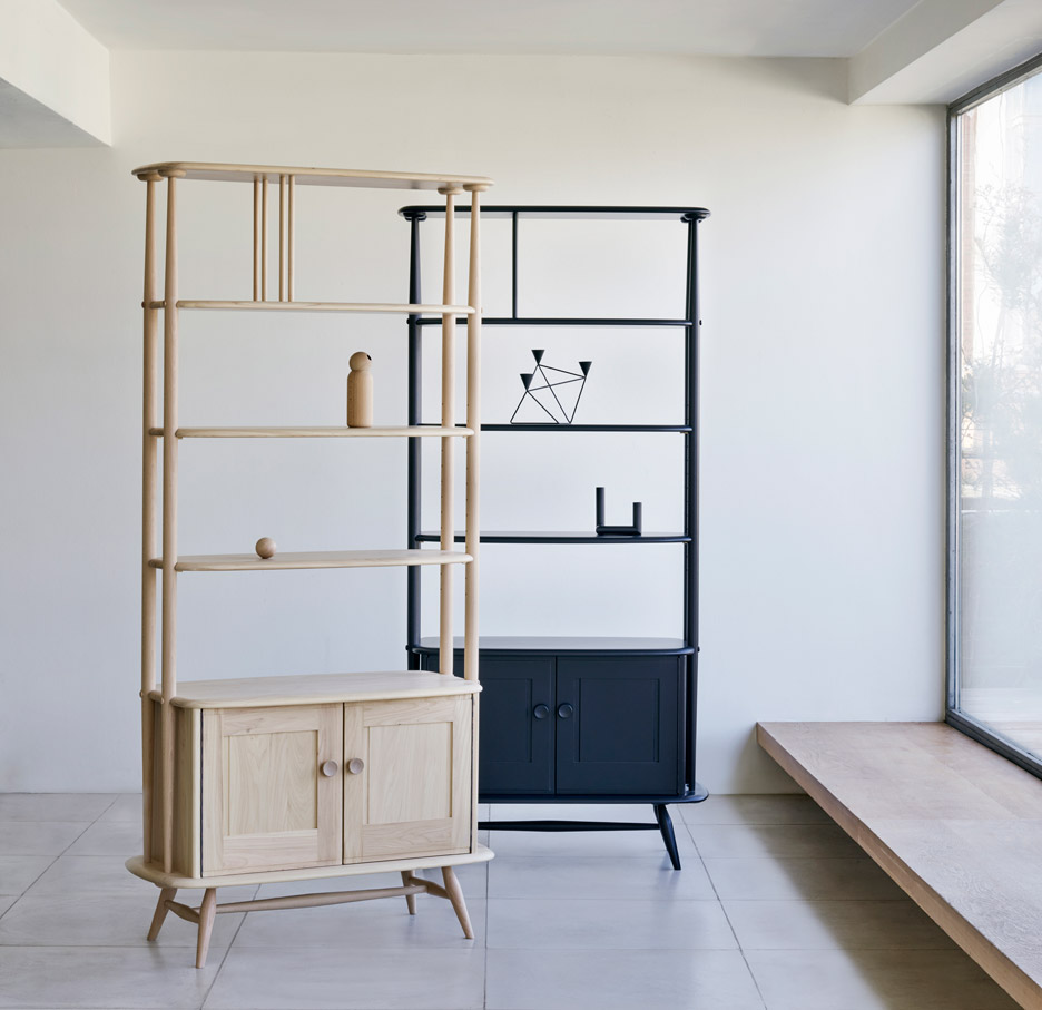 Ercol to present new seating and home study furniture at milan design week Home study furniture design