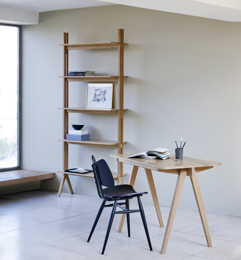 Ercol To Present New Seating And Home Study Furniture At Milan Design Week