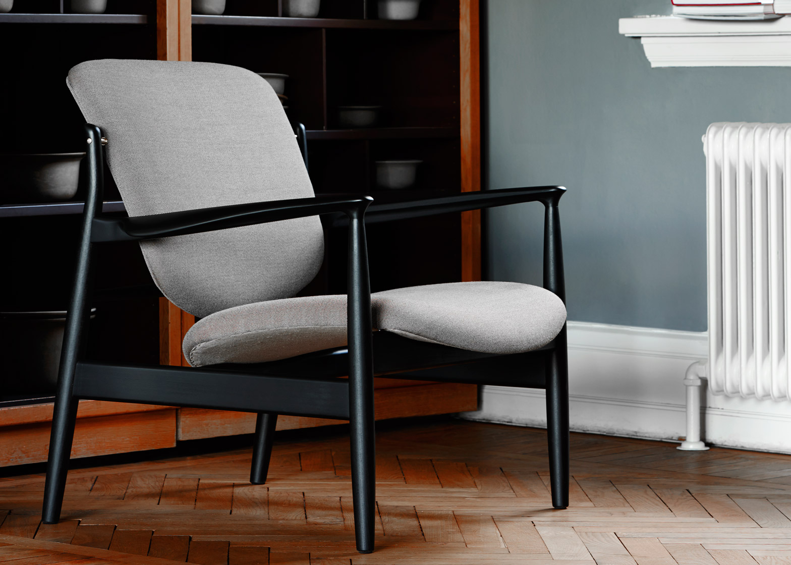 2 Of 5; France Chair By Finn Juhl