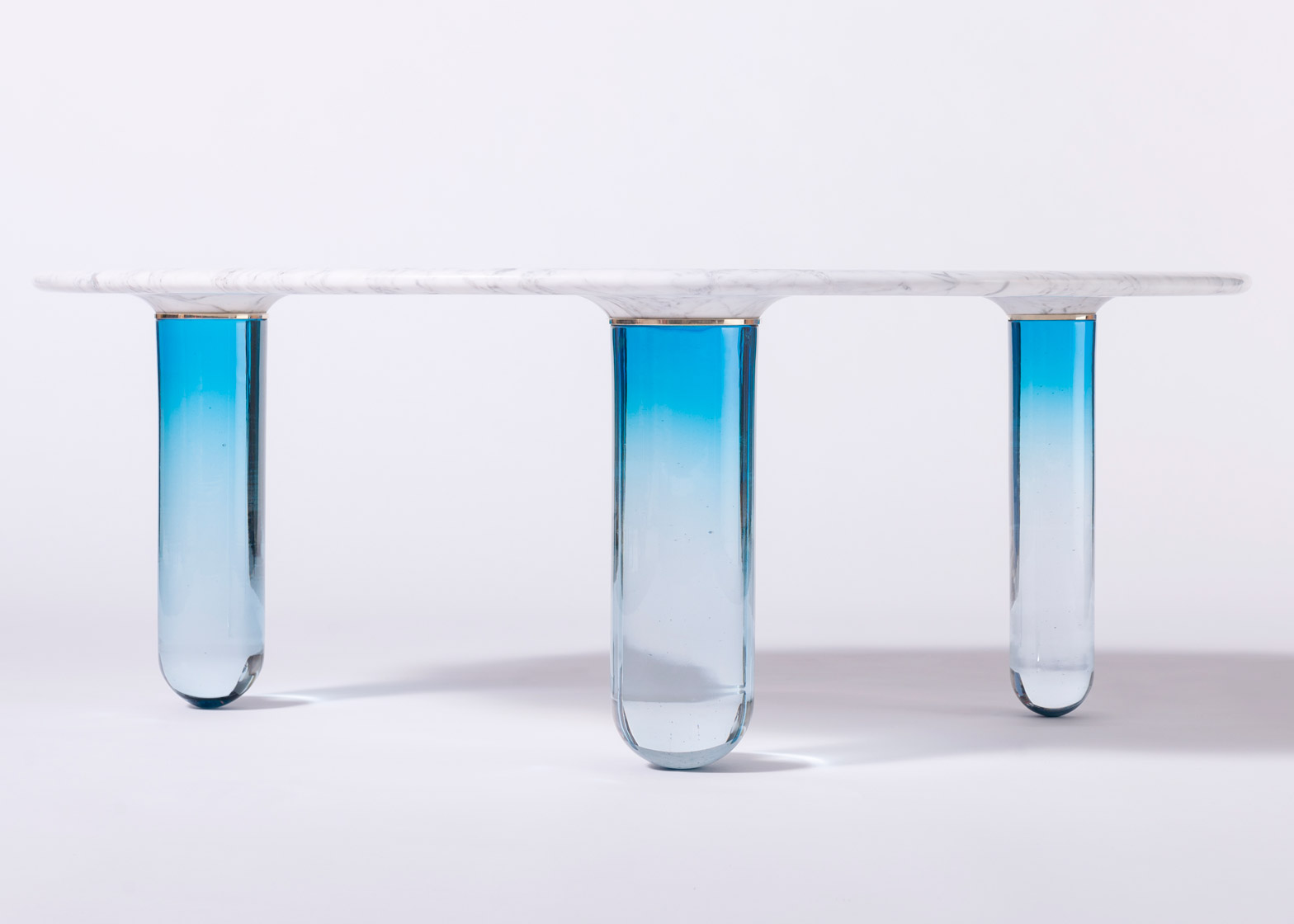 Galilee and Orion tables by Ini Archibong