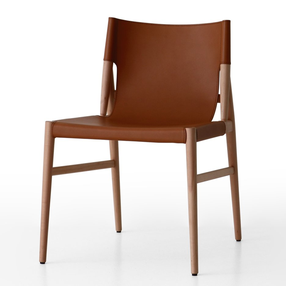 GamFratesi designs chair and desk to mark Porro's 90th anniversary