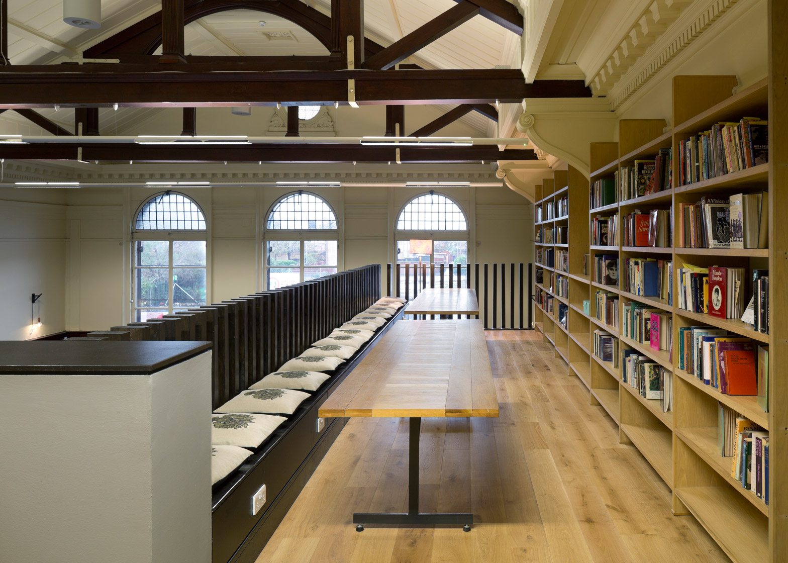 3 Of 6 Glasgow Womens Library By Collective Architecture In Scotland