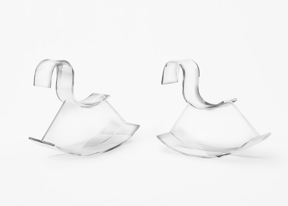 H-horse by Nendo for Kartell