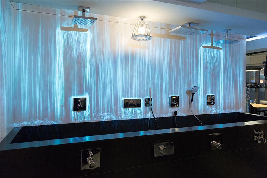 Hansgrohe opens interactive showroom The Water Studio in Clerkenwell ...