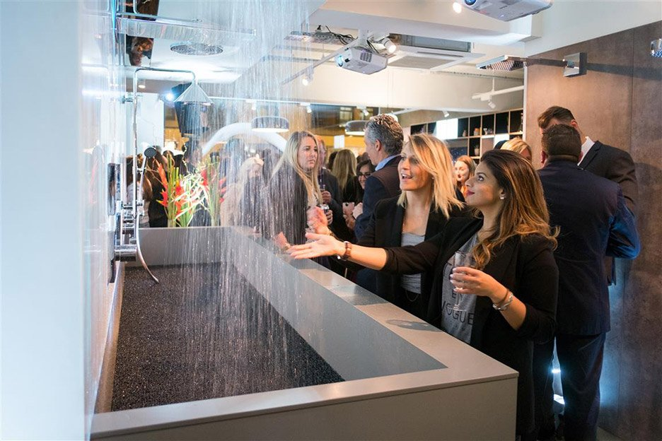 Hansgrohe and Axor The Water Studio in Clerkenwell, London
