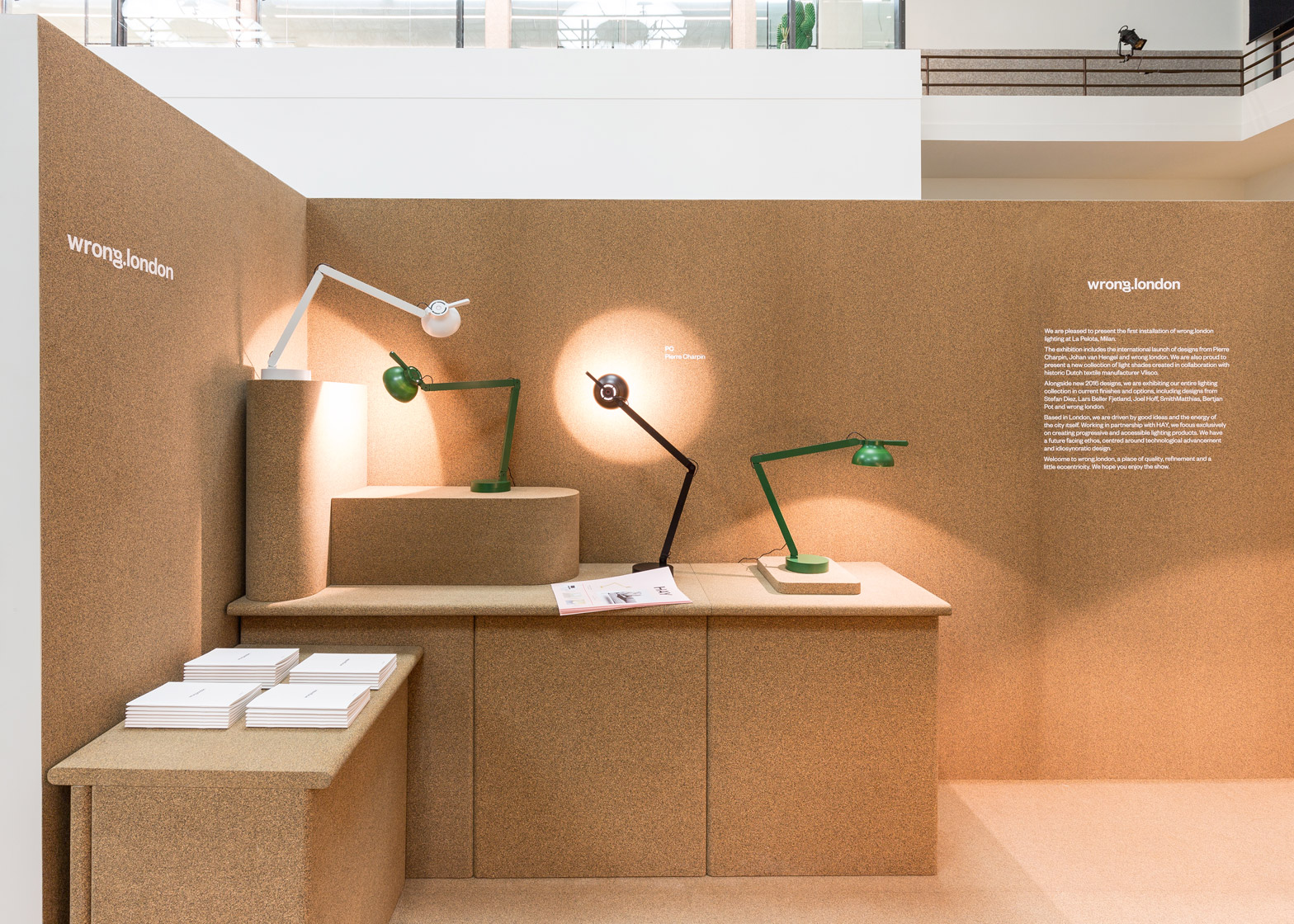 Hay Milan design week 2016 exhibition