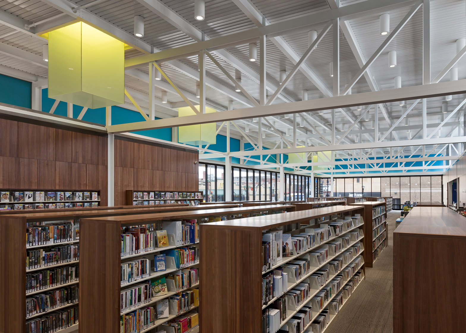 Hennepin County Walker Library; Minneapolis by VJAA winner of the 2016 AIA library awards