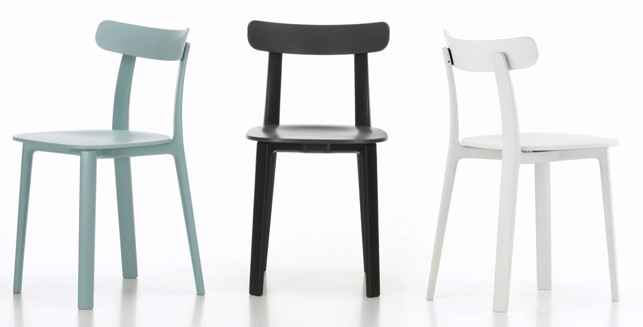 Jasper Morrison collection for Vitra