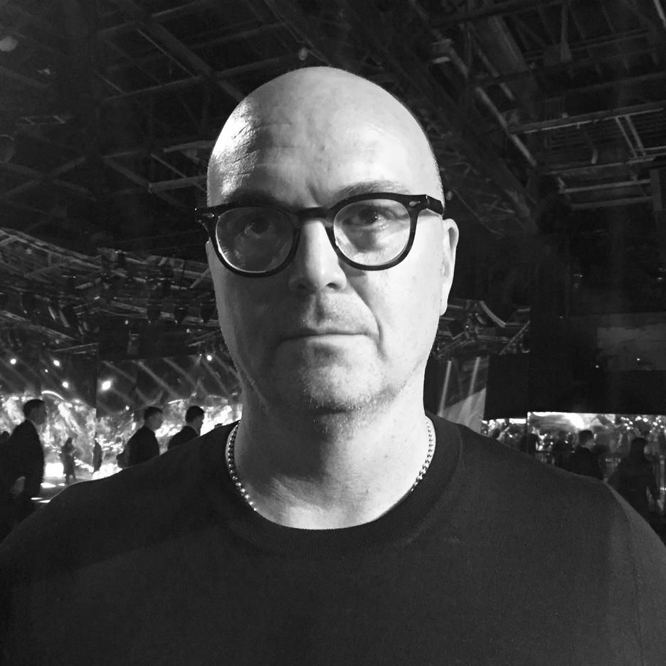 John Hoke, Nike's vice president of global design