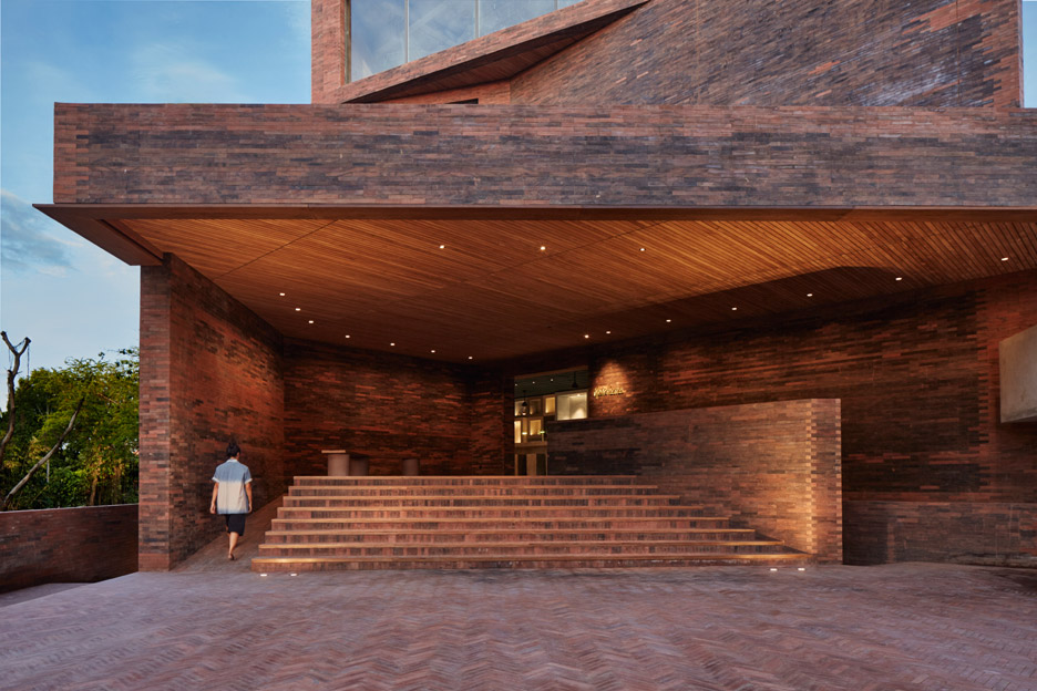 Katamama boutique hotel by Andra Matin in Bali Indonesia interiors and architecture