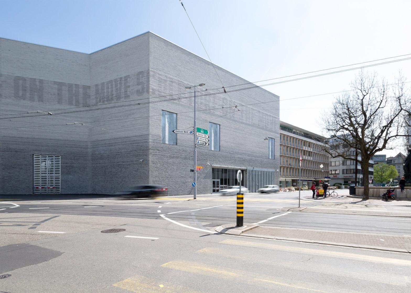 Kunstmuseum Basel by Christ&Gantenbein