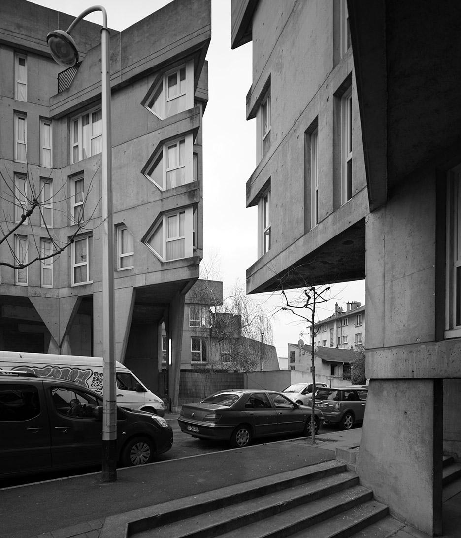 Cité Rateau by Scott Benedict