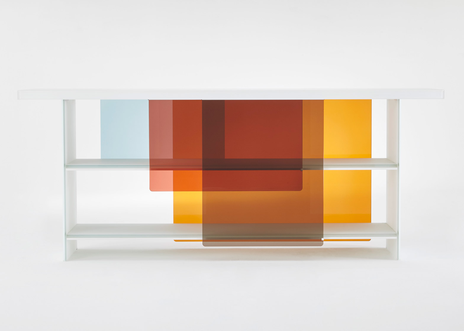 Glas Italia Enlists Prominent Designers To Create Illusory Furniture