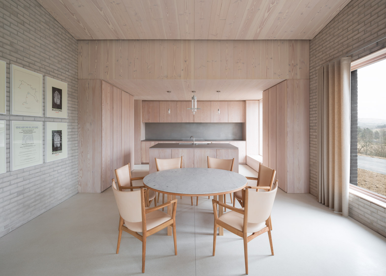 Life house by John Pawson