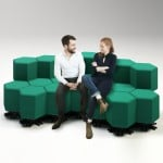 "Carlo Ratti Associati launches ""world's first Internet of Things sofa"""