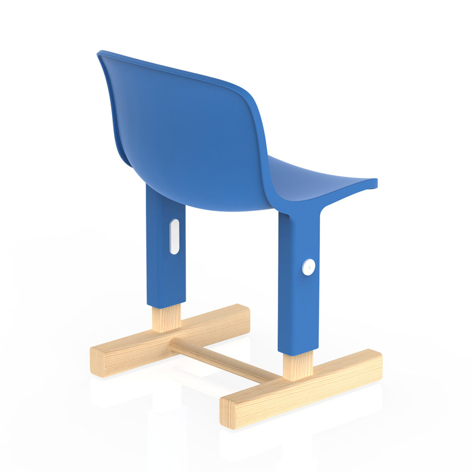 Little Big Chair by Big Game