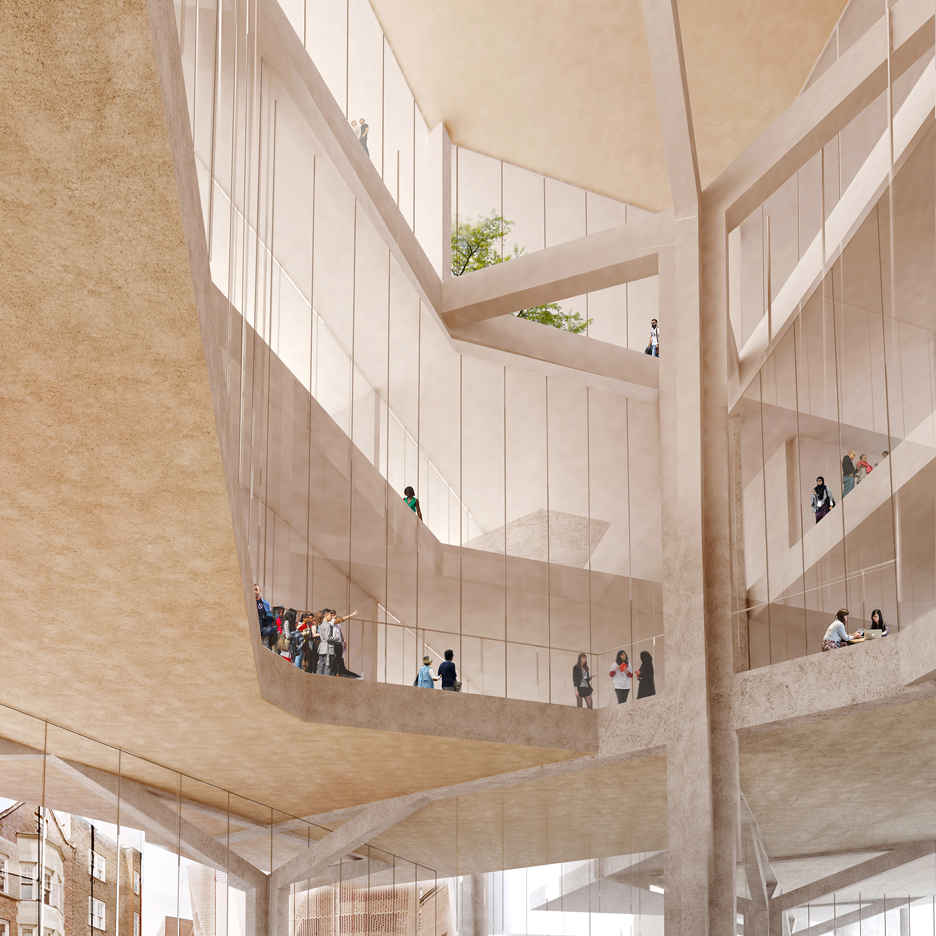 Grafton Architects wins contest for new LSE building in central London