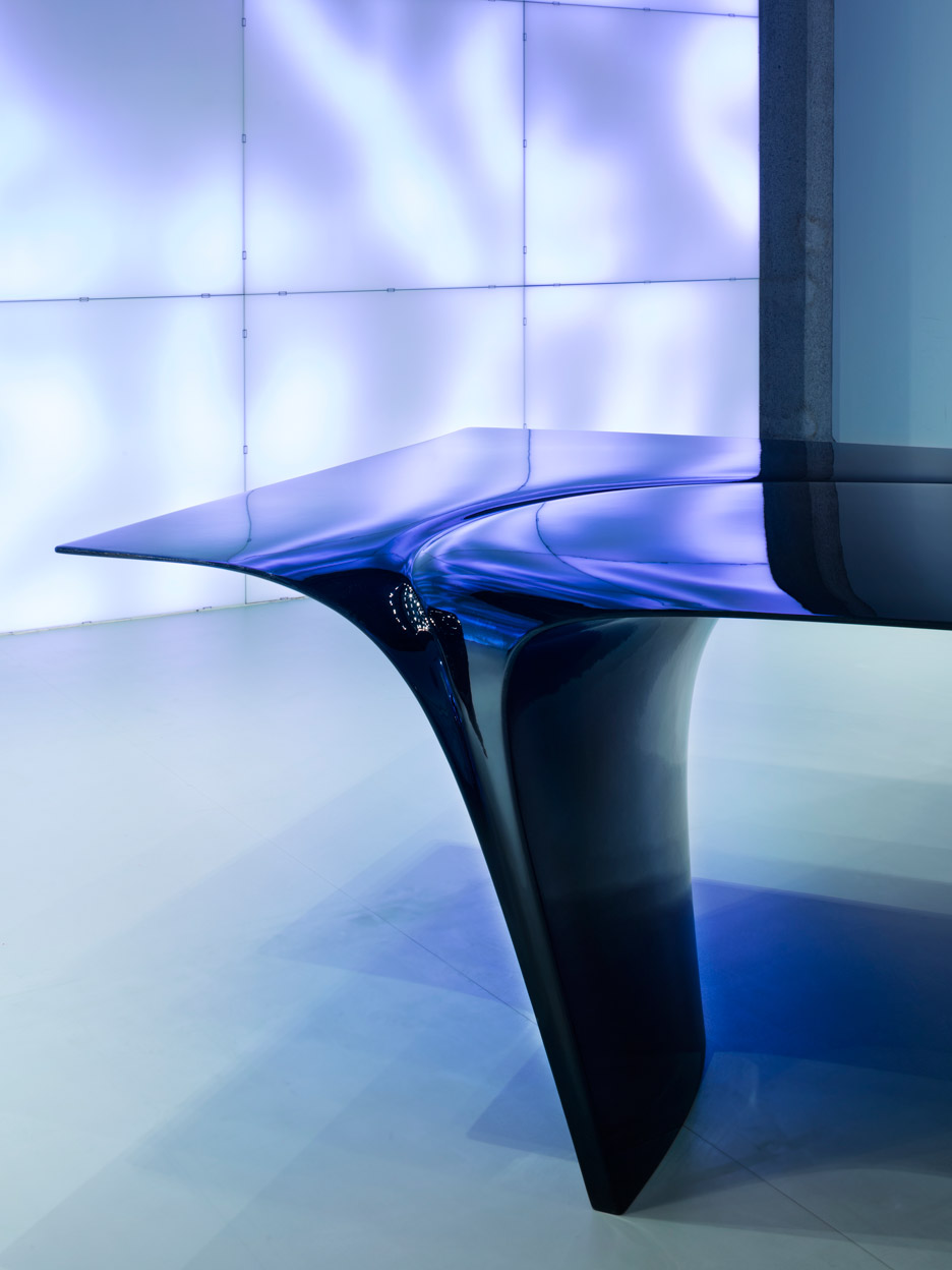 Zaha Hadid Furniture Designs