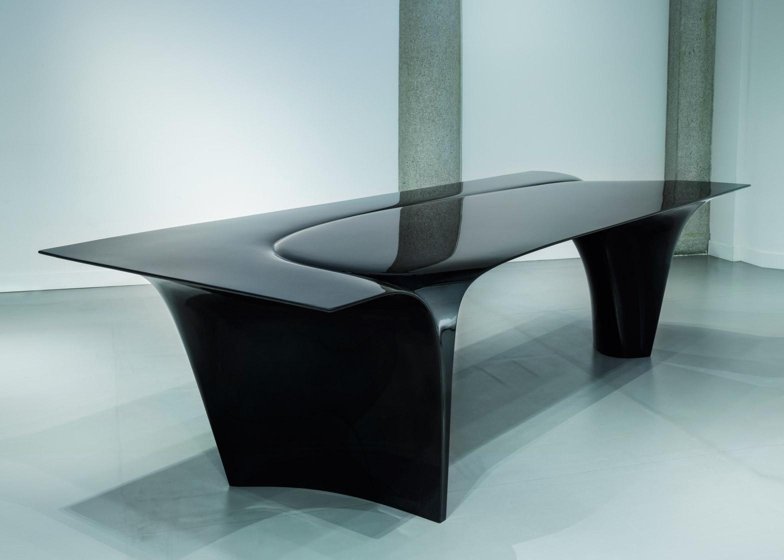 Charmant 8 Of 8; Mew Table By Zaha Hadid For Sawaya U0026 Moroni