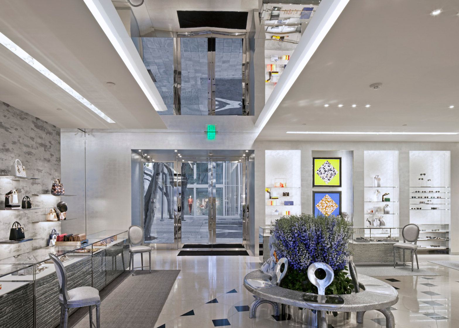 Amazing Of Dior Shop In Miami By Barbarito Bancel With Design District  Miami Furniture Stores