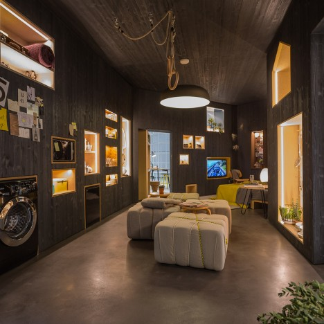MINI presents shared living spaces as a solution to the affordable housing crisis in cities
