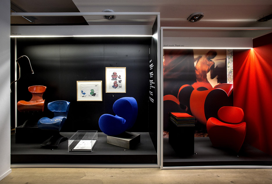 Spring to Mind by Moroso and Ron Arad