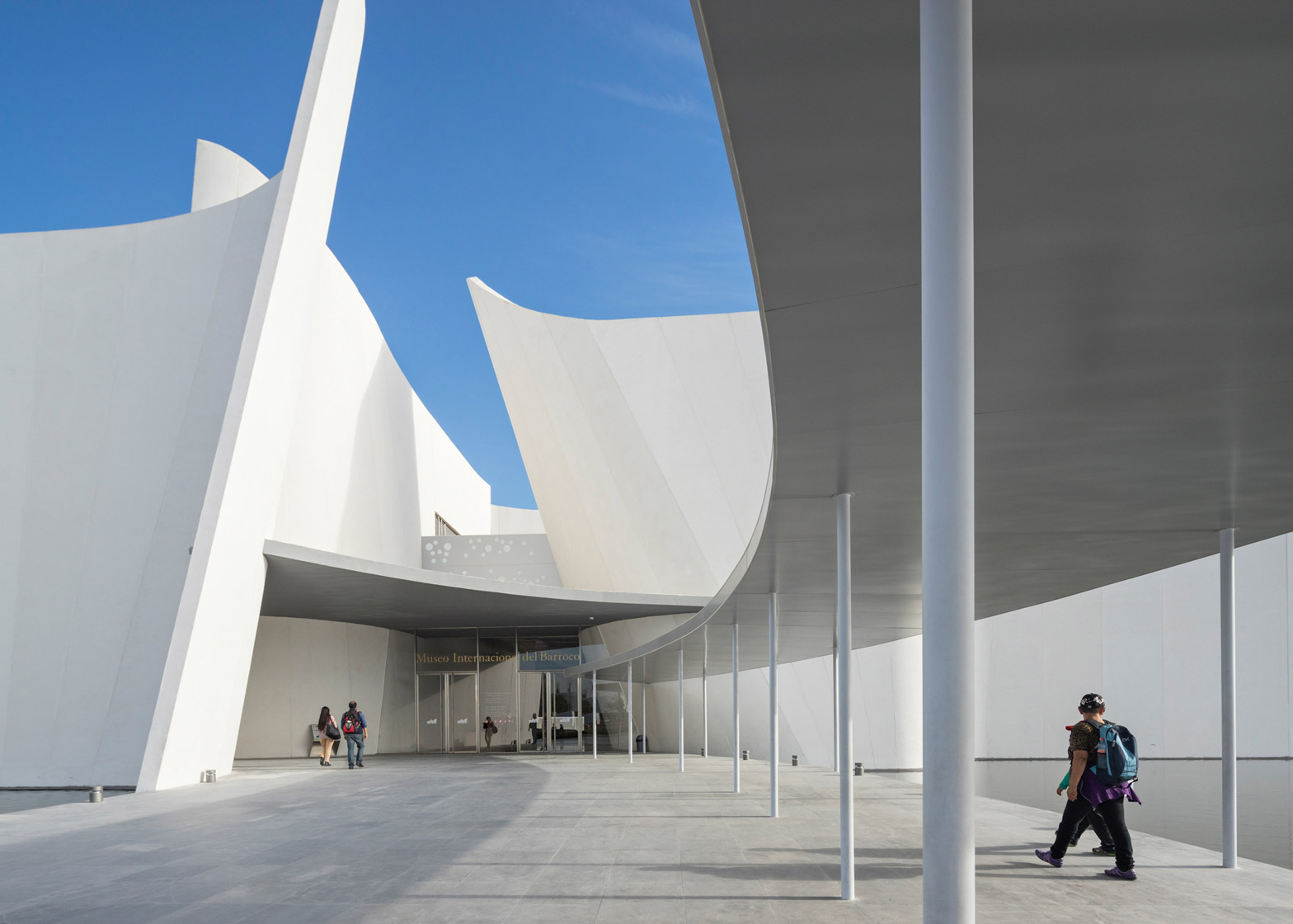 El Museo Internacional del Barroco alberga la colección de arte barroco más grande de latinoamérica