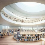 Herzog & de Meuron releases new images of National Library of Israel