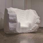Maarten Baas proposes tree-grown armchair at New! Newer! Newest! exhibition