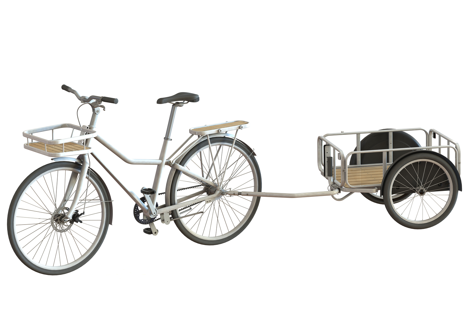 Sladda bicycle by Ikea