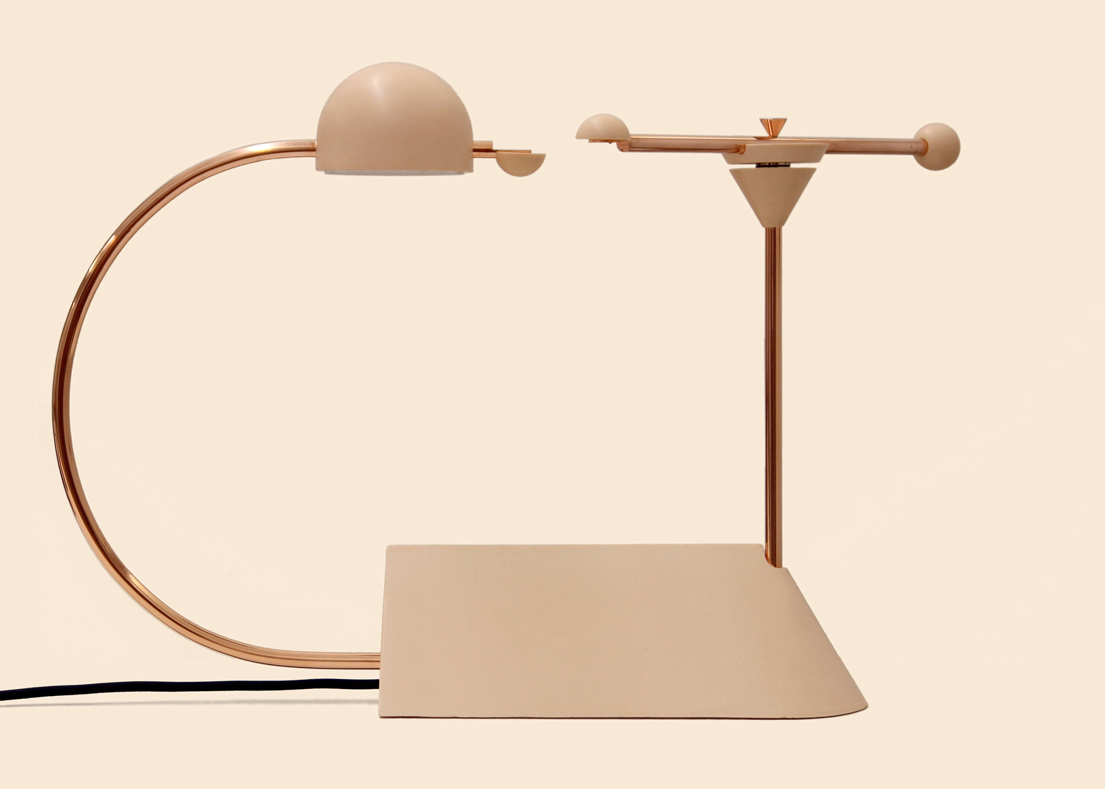 Node light by Odd Matter Studio