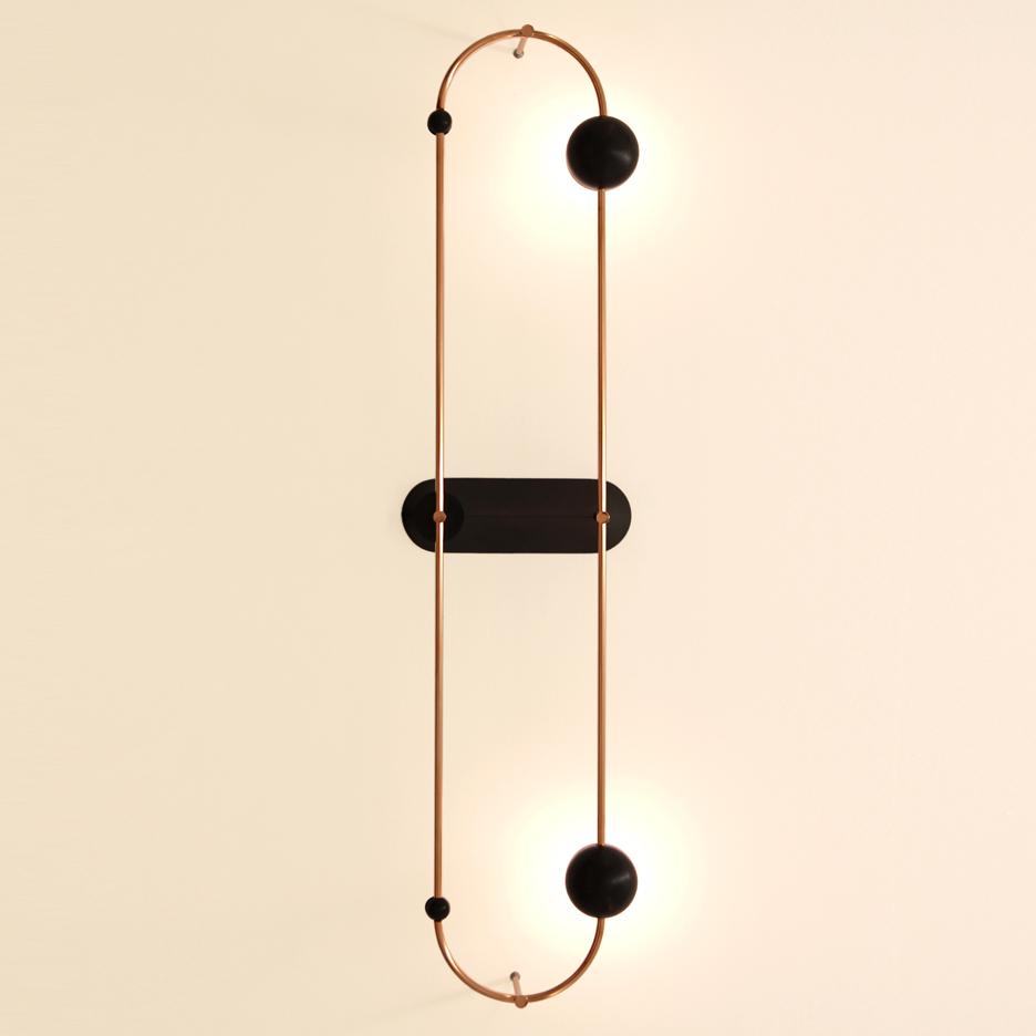 Node light by Odd Matter Studio