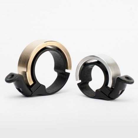 "Knog creates Oi bicycle bell to replace ""ugly"" alternatives"