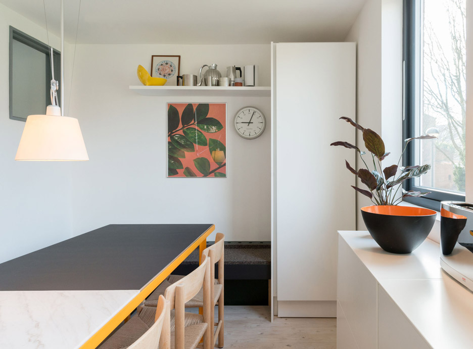 Archmongers simplifies and brightens 1970s excouncil house