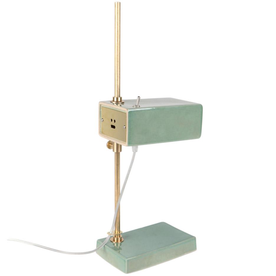 Single Template Lamp by Piet Hein Eek