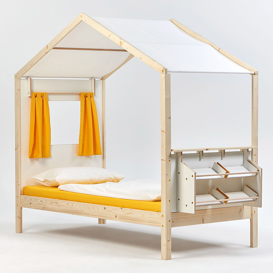 Press Play children's furniture by Burg University of Art and Design